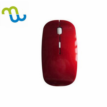 Hot sell many colors logitech wholesale wireless mouse foldable