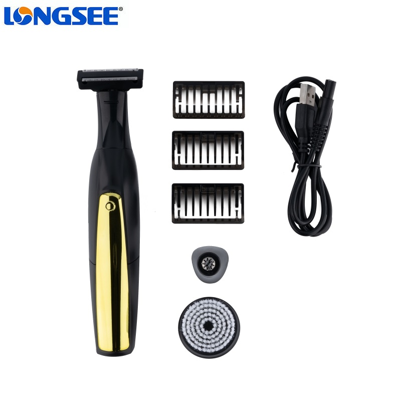 One Blade Rechargeable multifunctional shaving machine for men home use beard electric shaver
