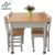 Wood pattern reading table for classroom