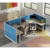 Executive Kantoormeubilair Bureau Hot Koop Office Tafel Mdf 2 Persoon Cel Workstation