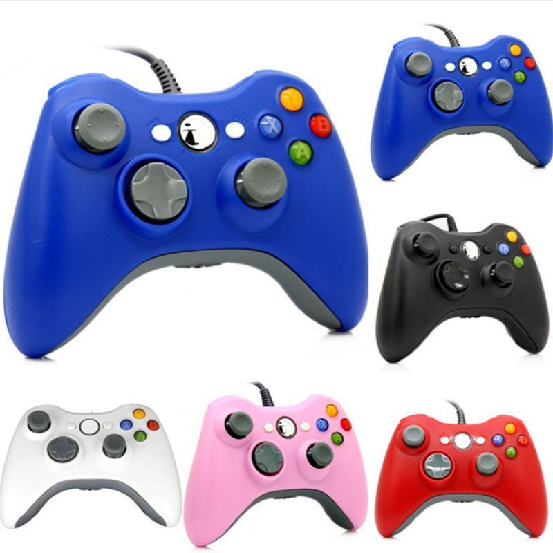 Joystick for Microsoft <strong>Xbox</strong> <strong>360</strong> <strong>Controller</strong> Wired Gamepad Joy Pad USB GamePad <strong>Controller</strong> for <strong>Xbox</strong> <strong>360</strong> console and PC <strong>Controller</strong>
