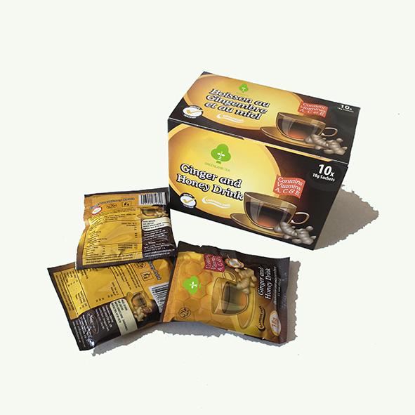 best selling popular instant ginger tea - 4uTea | 4uTea.com