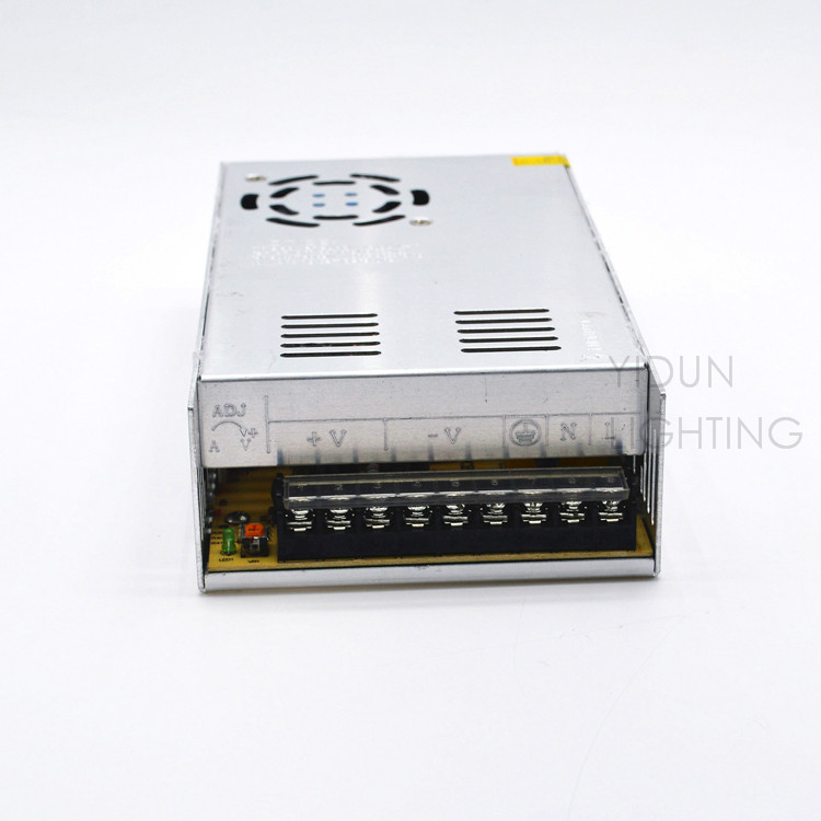 YIDUN Lighting 12V LED Driver 60W 80W 100W 120W 150W 180W 200W 240W Adapter for LED strip 3528 5050 Switching Power Supply