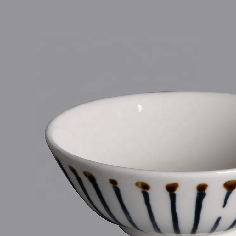 rice bowl with handle