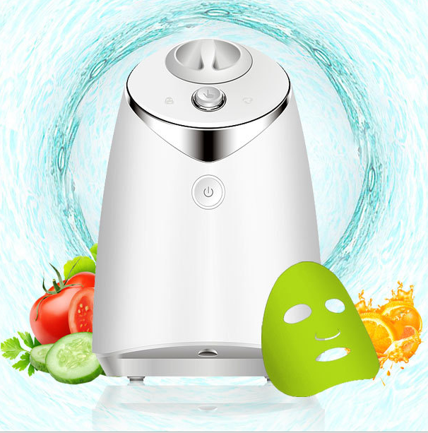 Beauty equipment of Natural skin care Automic machine to DIY face mask with solid Collagen fruit mask maker machine