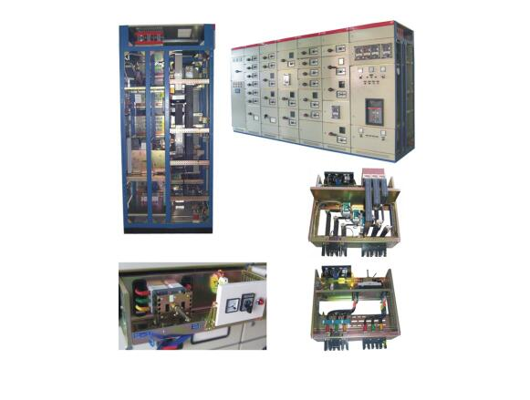 GCK type Low-voltage Power Distribution Cabinet Series