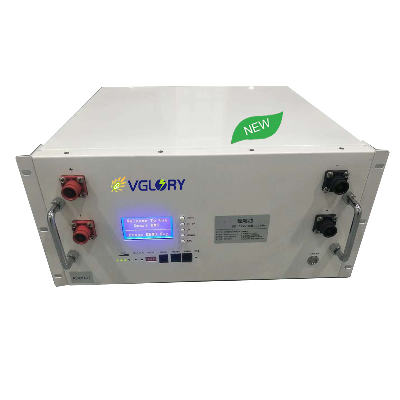 China factory Over discharge protection 48v lithium solar battery 48v 110ah