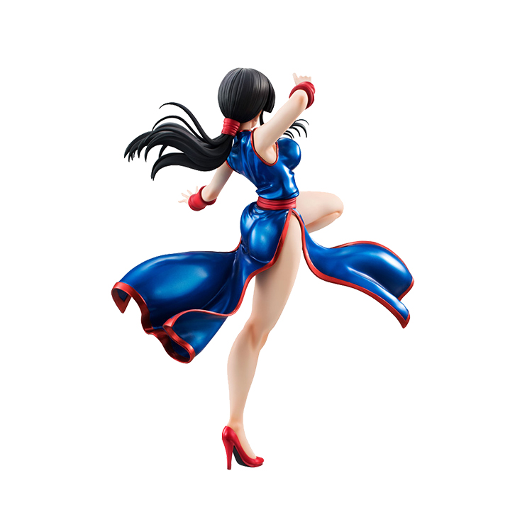 Personalizzato sexy giapponese ragazze nude action figure dragon ball anime girl action figure