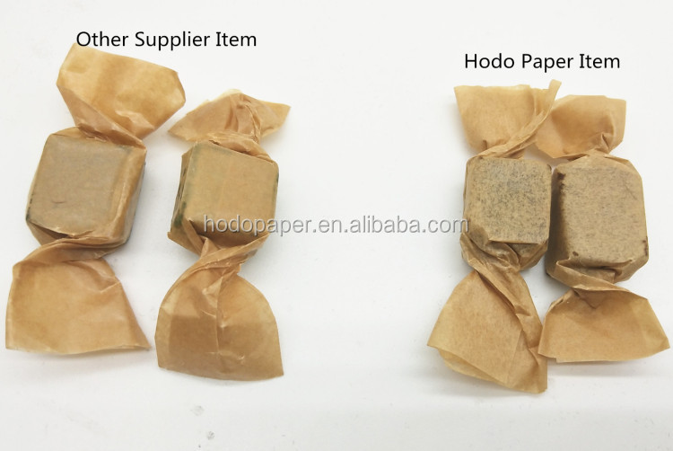 (1000 Square Sheets) Custom Non-stick parchment 5x5 Inches (all size available ) Candy wrappers and Chocolate Wrappers