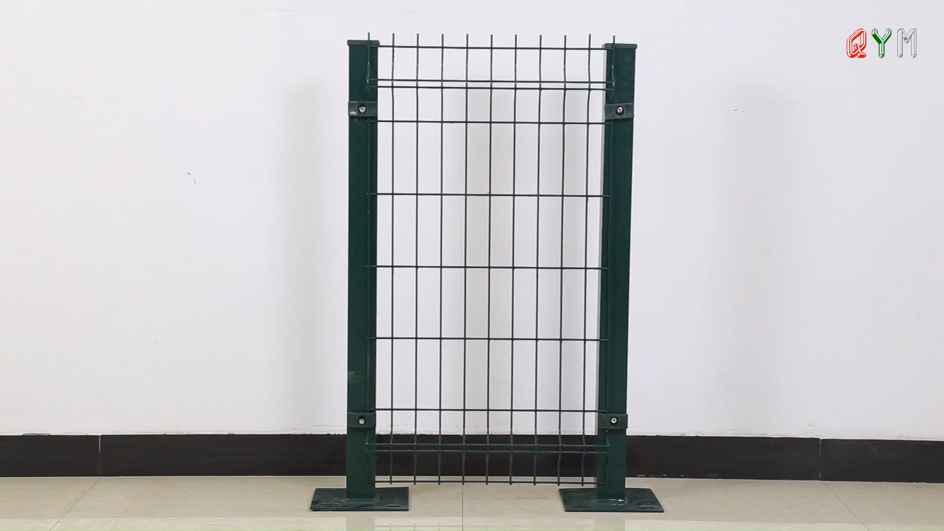 Powder Coated 3D Welded Mesh Fence Wire Mesh Garden Fence.