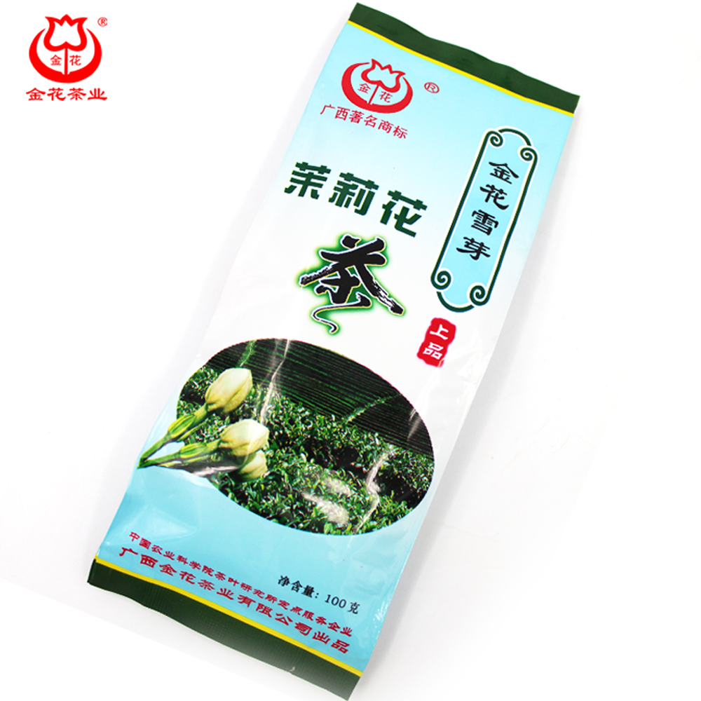 JINHUA Xueya Jasmine Green Tea 100g bagged Factory wholesale - 4uTea | 4uTea.com