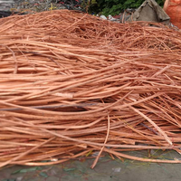 waste red copper wire scrap 99.99% for sales