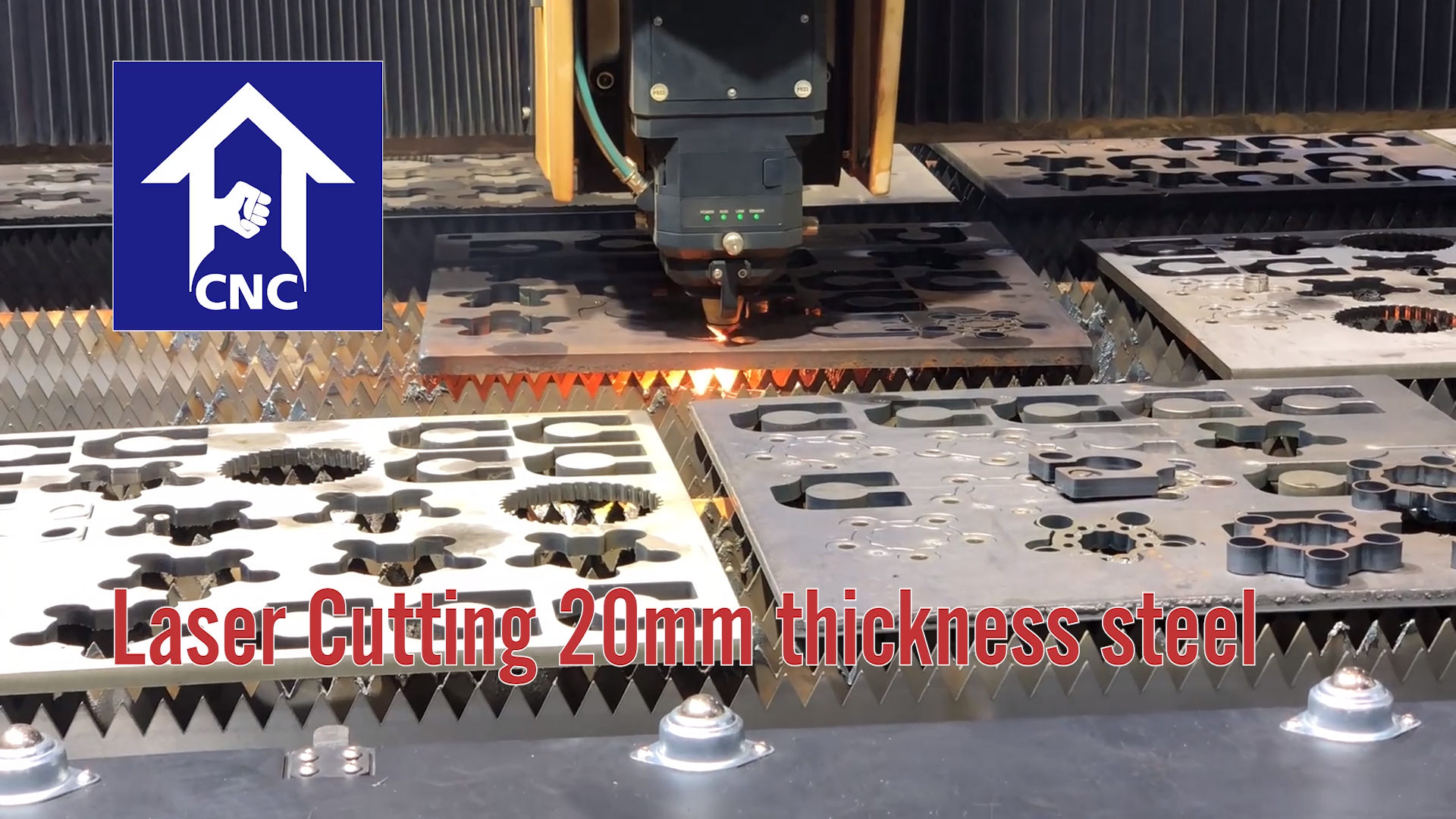 Custom Laser Cutting Aluminum Parts Surface Oxidation Sandblasting OEM Aluminium Cutting Bending Service