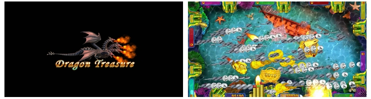 Best Quality Guangzhou Intelligent Game Software 8 Player Fishing Machine Coin Slot