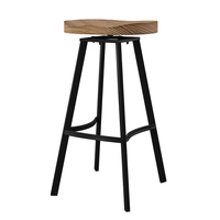 Antique Stools Counter Cheap China Industrial Metal Retro Rustic Brass Classic Bar Stool For A Bar