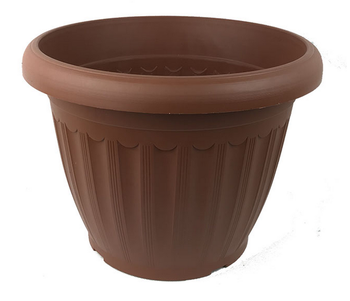 Top 50 cm plastic big garden terracotta planter flower pots for sale