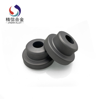 Customized tungsten carbide spring bushing cemented carbide products with good properties
