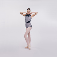 Dance Stage Performance Sexy Gymnastics Leotards Girls Ballet Leotards For Women