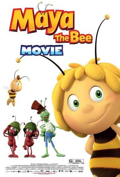 玛雅蜜蜂历险记