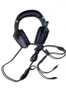 Fashion gaming headset rbg With High-End Quality