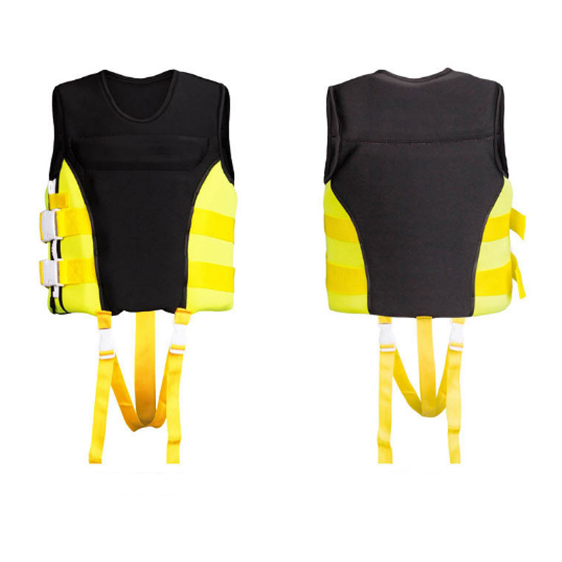 Best quality life vest for surfing sports swimming water park marine inflatable life jacket