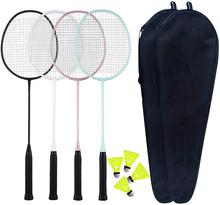 Hot Sales Hoge Kwaliteit Ster <span class=keywords><strong>Racket</strong></span> Ultralight 4 Speler Badminton <span class=keywords><strong>Racket</strong></span>