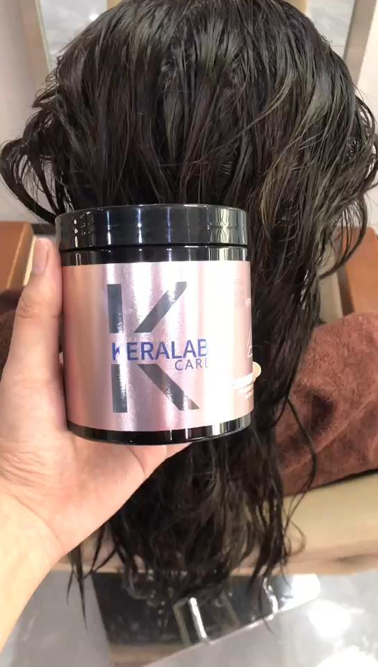 KALISPRO collagen repair and nourish professional hair treatment Keratin hair mask for hair