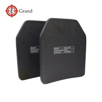 Customized 4 Level Nij Bulletproof Plate Ballistic Armor Plate