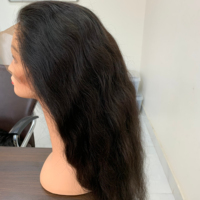 Human Remy Hair Front Lace Wig