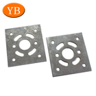 Chinese Manufacturer OEM Custom Hole Punched Sheet Metal Bending Stamping Process