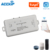 ACCKIP Light Controlled Home Automation Alexa Smart Wifi Switch With Ce Rohs Wireless Switch Smart Circuit Breaker