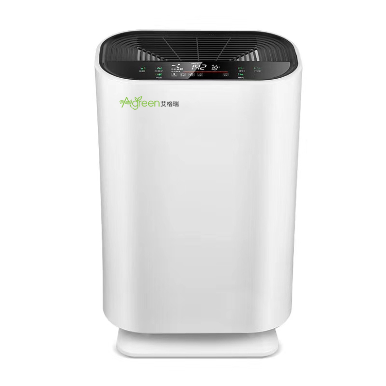 Direct supply hepa filter anion agreen home air purifier with factory prices