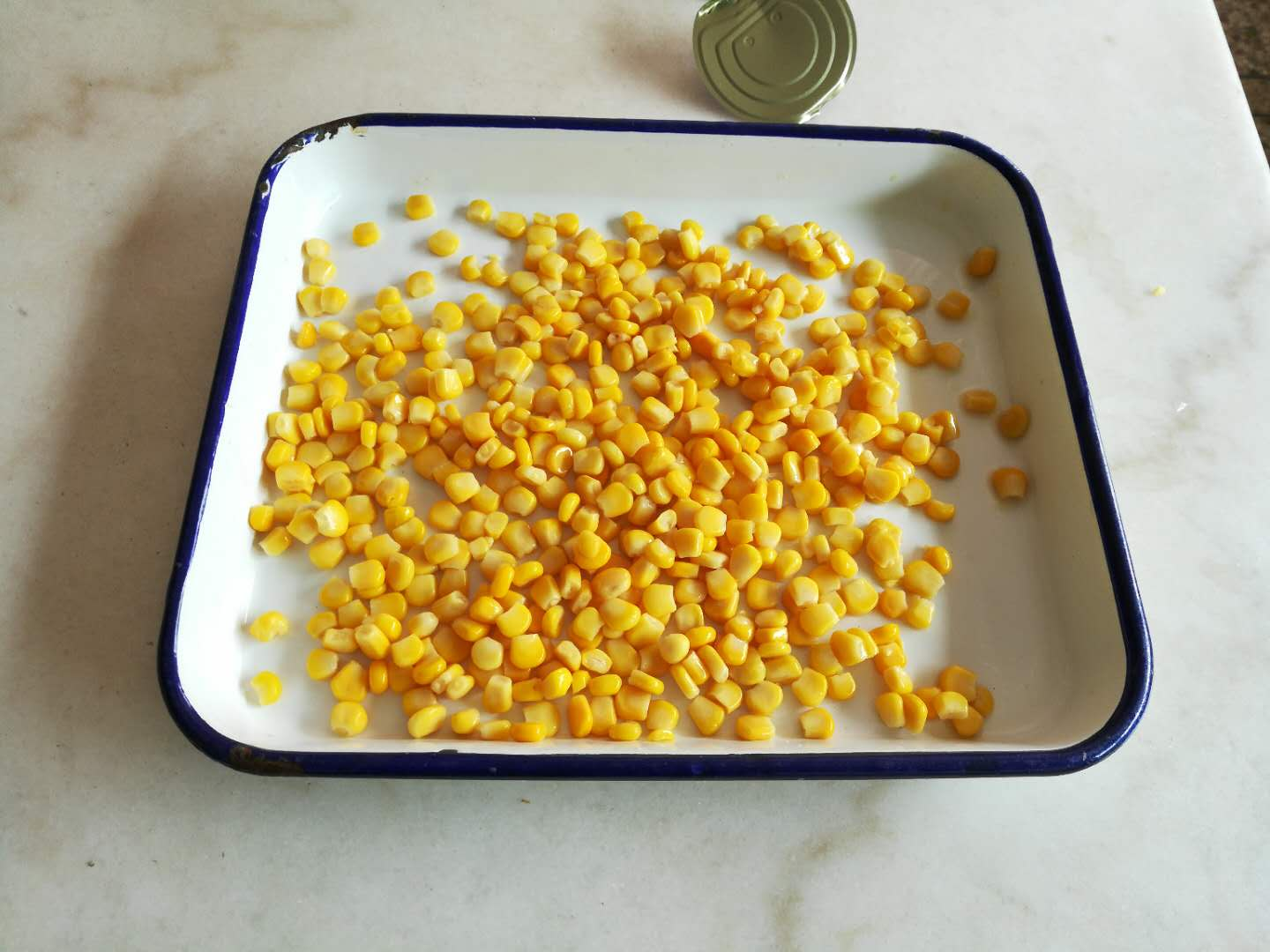 Canned Sweet Corn Kernel Mais