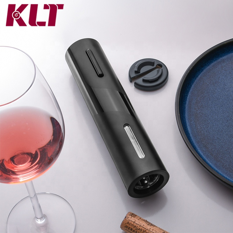 KLTGood Quality 2in1 <strong>Automatic</strong> Electric Wine <strong>Bottle</strong> <strong>Opener</strong> Wine <strong>Opener</strong> <strong>Bottle</strong> Logo Wine <strong>Opener</strong>