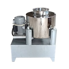 Eetbare Olie Centrifuge Olie Filter Machine