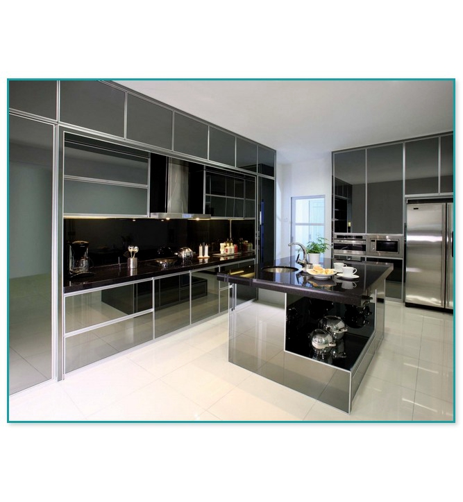 Modern Custom Home Used Aluminium Black High Gloss Kitchen Cabinets Buy Kitchen Cabinet Aluminium High Gloss Kitchen Cabinet Black Kitchen Cabinets Product On Alibaba Com