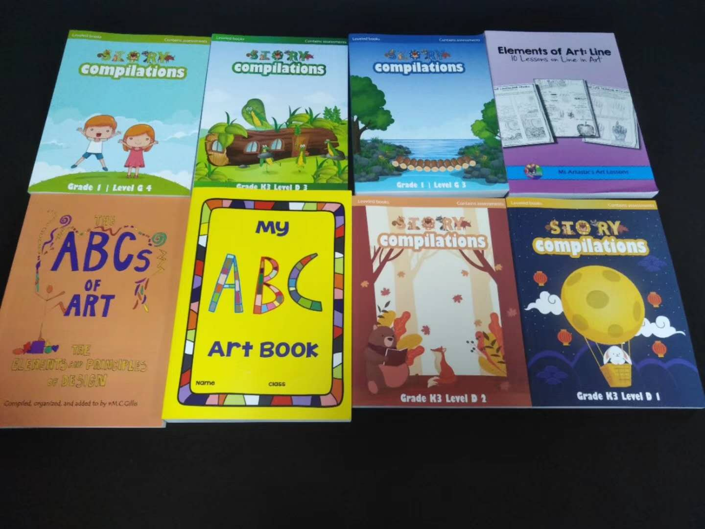 2020 new good quality English story kids children books printing for child book