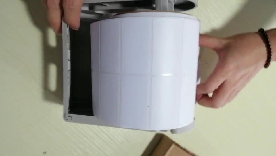 Coditeck 4inch label holder stand box Labeling Machine