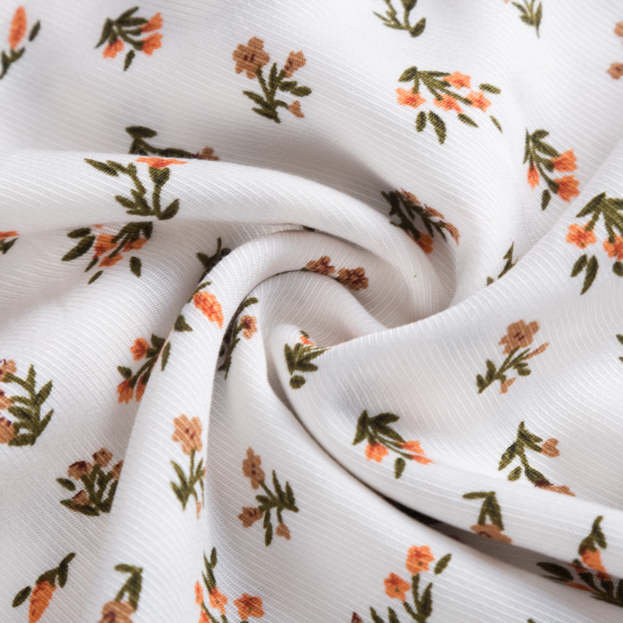 100% polyester printing bubble crepe chiffon fabric for dress and garment