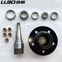 High Quality Rear Hub Assembly Auto Part Wheel Bearing Kit