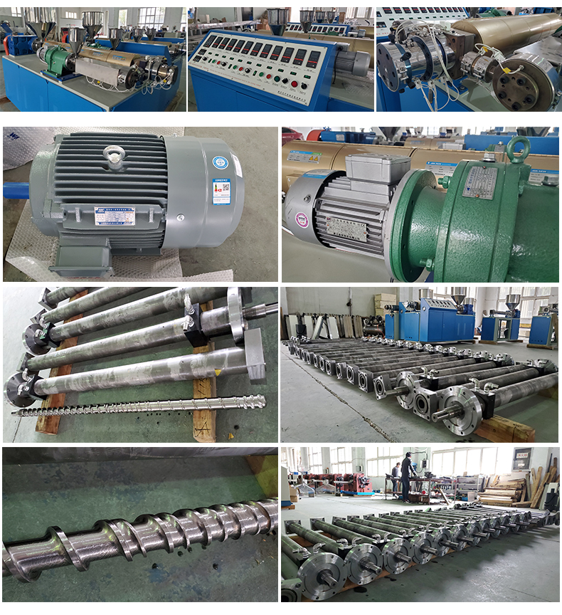 plastic product making machine for drinking straws