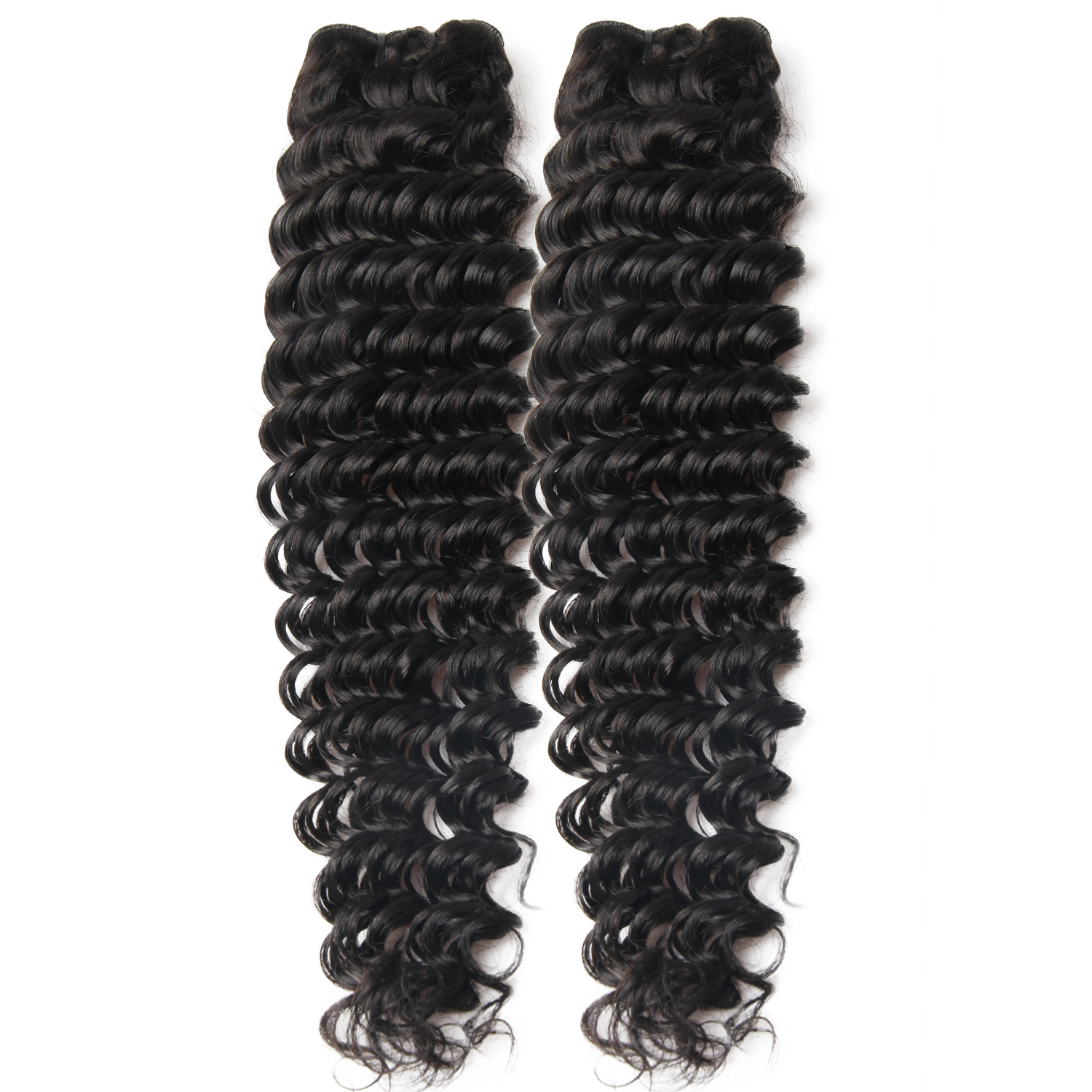 Double drawn deep <strong>curly</strong> bundles, <strong>malaysian</strong> deep <strong>curly</strong> human <strong>hair</strong> <strong>weave</strong> with closure