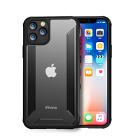 High Quality Cell Phone Defense Shield Series Case Designed Hybrid PC TPU Cover For iPhone 11 Pro