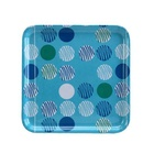 Cheap Square Plastic Melamine Serving Tray From China
