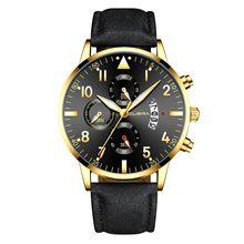 Мужские часы Бизнес Reloj Hombre Роскошные спортивные часы Erkek Kol Saati аналоговые спортивные кожаные кварцевые мужские часы Rolex_watch # D4(Китай)