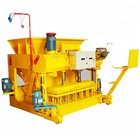 QMY6-25 mobile prices brick machinery concrete in italy