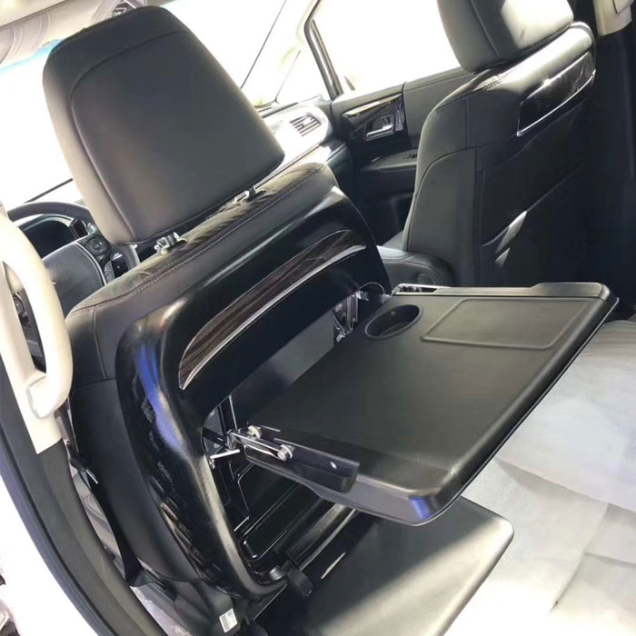 Special Modification Accessories Folding Car Business Back Seat  For Toyota Alphard