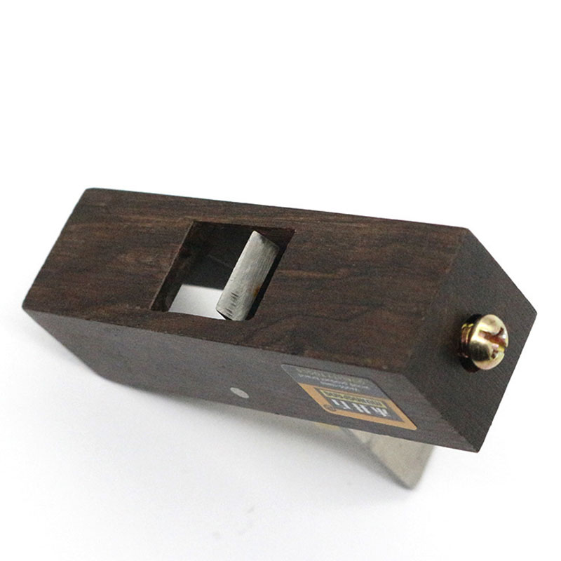 1Pcs Woodworking Hand Planes Black And Ebony Wear Resistant Accurate Mini Scratch Planes carpenter tools wooden planes