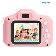 1080P 720P Мини Цифровая камера для детей, детская видеокамера, видеокамера для детей, цифровые видеокамеры, синий, розовый(Китай)