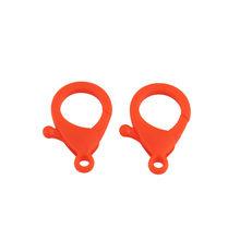 5 шт красочные застежки для ключей Омаров брелок для самостоятельного изготовления ювелирных изделий для начинающих аксессуары DIY ювелирны...(Китай)